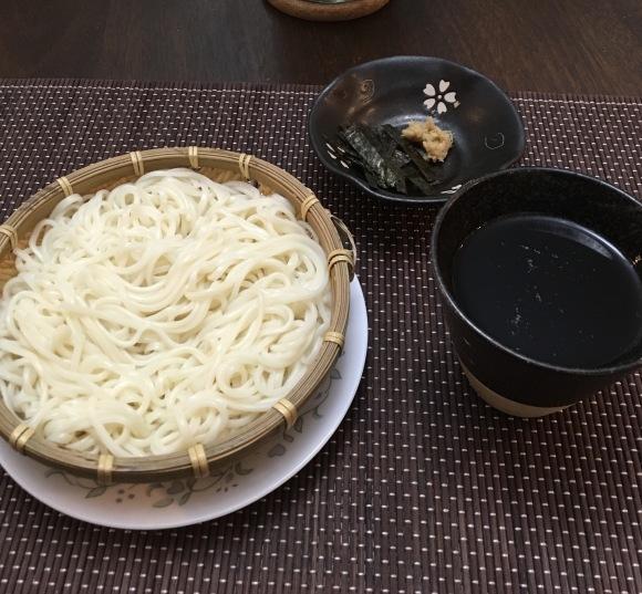 最近の日本食ー手延べ素麺、大判焼きなどなど_e0350971_12281781.jpeg