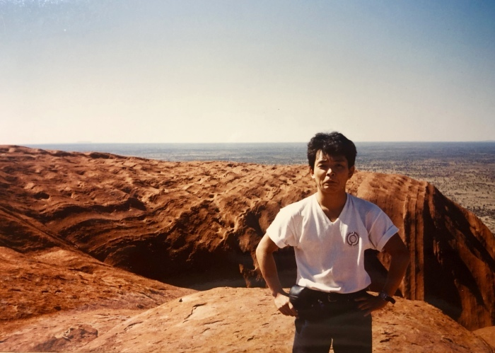 プロフィール⑤ 「休学、1年間のオーストラリアひとり旅」〜大学時代その2:大自然と、孤独と、別れと、出逢いと〜_a0142373_23365958.jpeg