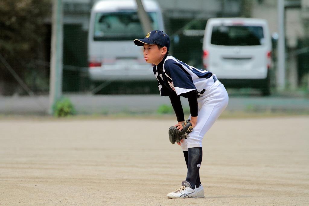 練習試合 vs龍野ボーイズ19_a0170082_19540584.jpg