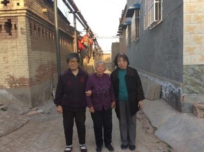 带妈妈去大张义村看望姨姨_d0007589_20425341.jpg