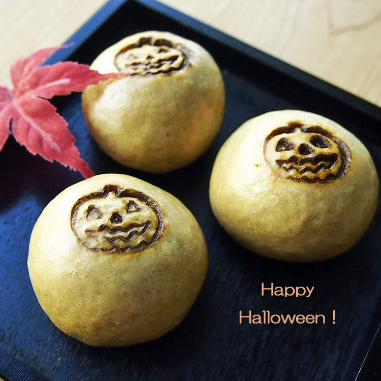 ハロウィン 和菓子2019 磯子風月堂_e0092594_18215476.jpg