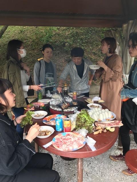 秋のバーベキューinグリーンピア那珂川_f0232994_11215319.jpg