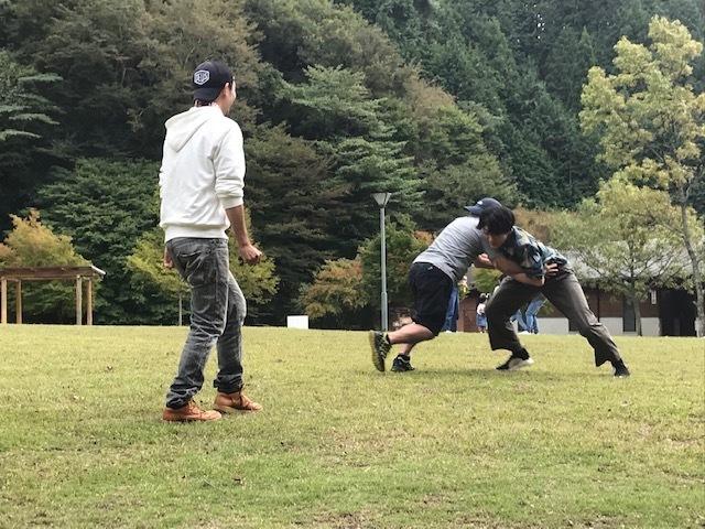 秋のバーベキューinグリーンピア那珂川_f0232994_11281723.jpg