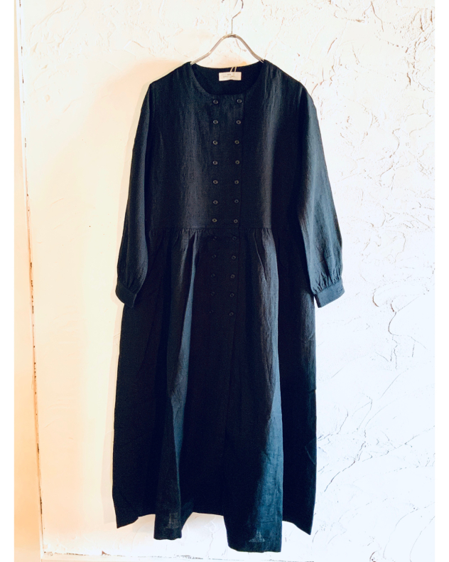 【SOIL】DOUBLE BUTTON DRESS_d0000298_17582588.jpg