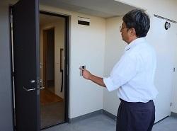 新しい市営石橋住宅の内覧式にお邪魔しました_c0133503_16092506.jpg