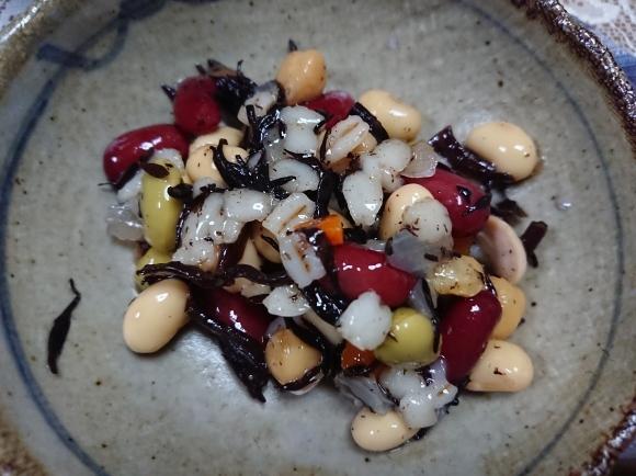 10/9 サントリーからだを想うオールフリー & 糖質50%OFFパスタ で 花椒ペペロンチーノ_b0042308_23500521.jpg