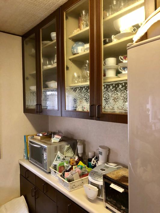 キッチンが散らかって見えるわけ_d0385026_23374674.jpg