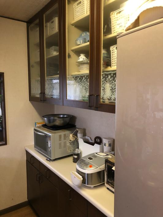キッチンが散らかって見えるわけ_d0385026_23374870.jpg