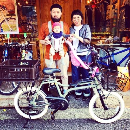 EZ ! パナソニックez 電動自転車特集『バイシクルファミリー』Yepp ビッケ ステップクルーズ 電動自転車 おしゃれ自転車 チャイルドシート bobikeone BEAMS ez bp02_b0212032_15491073.jpeg