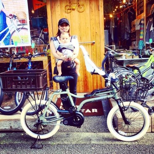 EZ ! パナソニックez 電動自転車特集『バイシクルファミリー』Yepp ビッケ ステップクルーズ 電動自転車 おしゃれ自転車 チャイルドシート bobikeone BEAMS ez bp02_b0212032_15512805.jpeg
