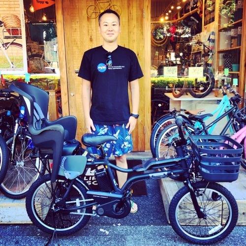 EZ ! パナソニックez 電動自転車特集『バイシクルファミリー』Yepp ビッケ ステップクルーズ 電動自転車 おしゃれ自転車 チャイルドシート bobikeone BEAMS ez bp02_b0212032_15535278.jpeg