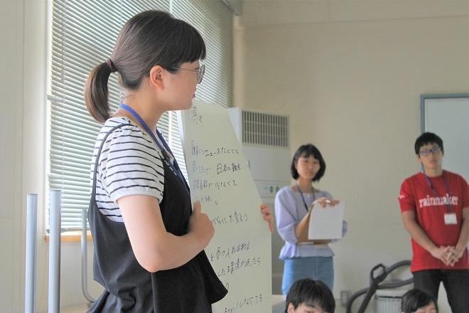 新潟県立加茂農林高校においてワークショップを行いました_c0167632_15060431.jpg