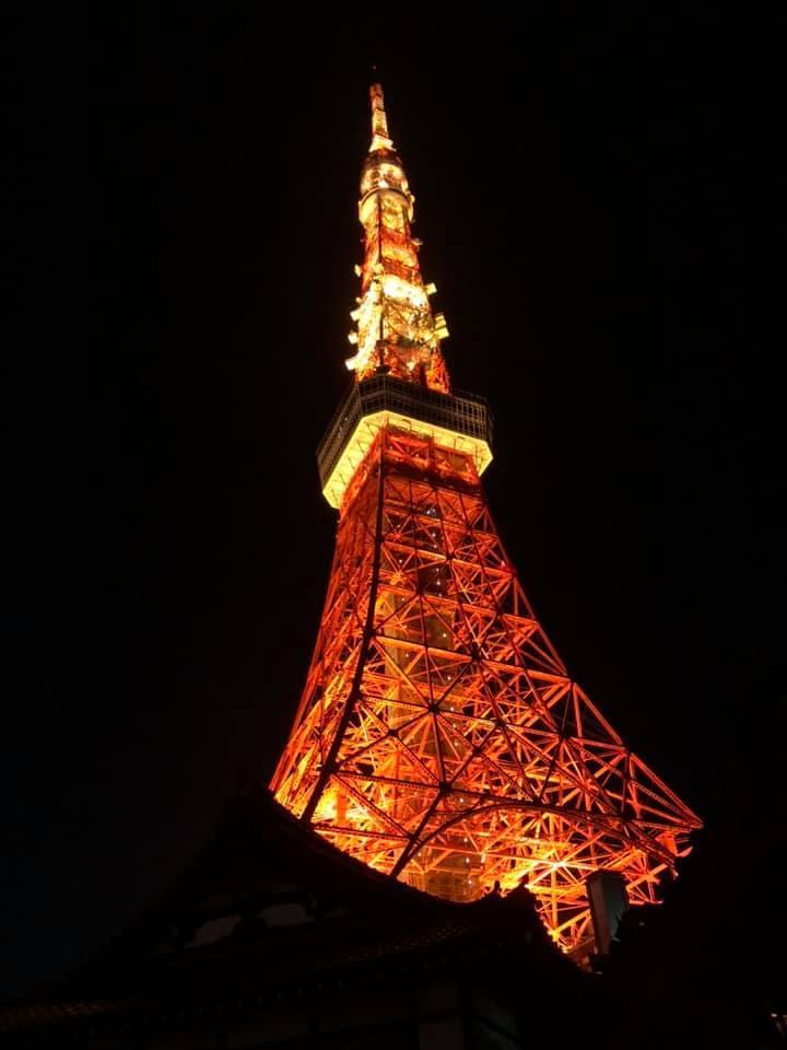 東京タワー美しいです_f0070743_23482934.jpg