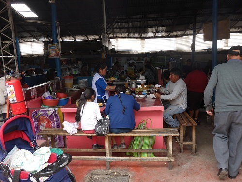 Mercado San Sebastianで久々のパスタが旨かった_c0030645_10285719.jpg