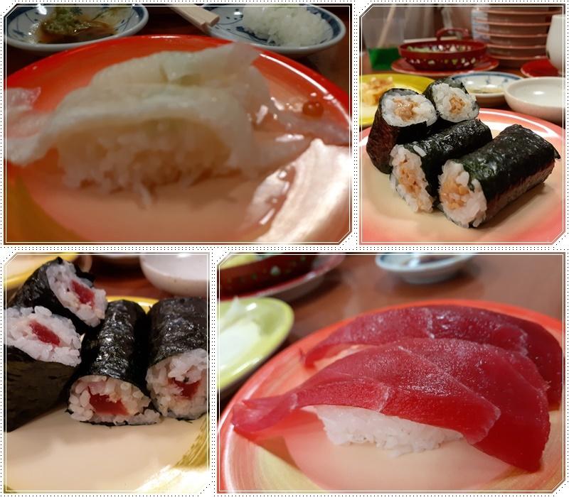 秋刀魚と回転寿司漁火_b0236665_09052123.jpg