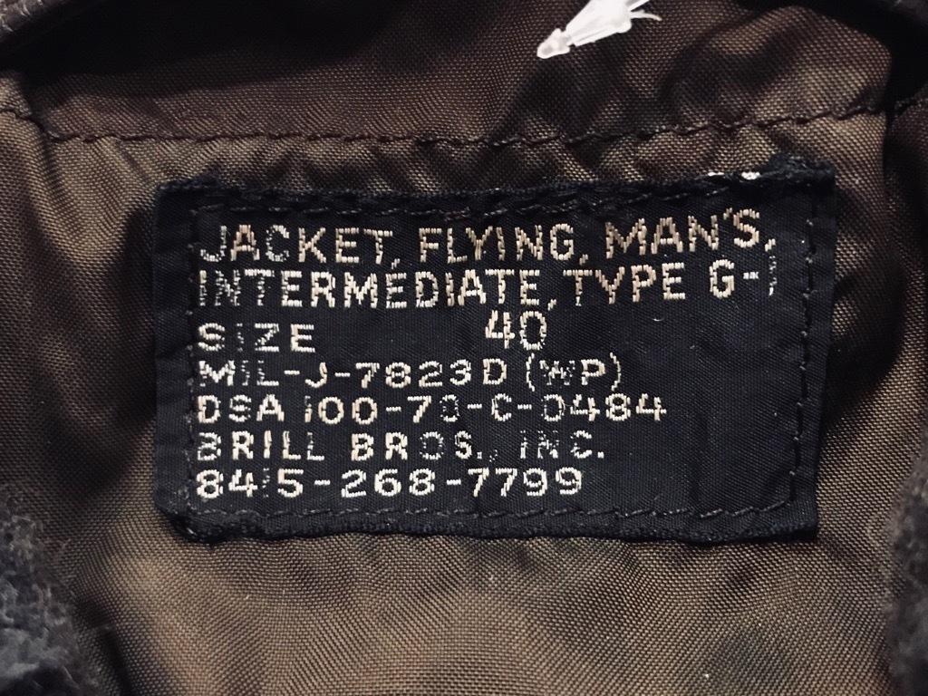 マグネッツ神戸店 明けましておめでとうございます! #1 Flight Jacket!!!_c0078587_14240910.jpg