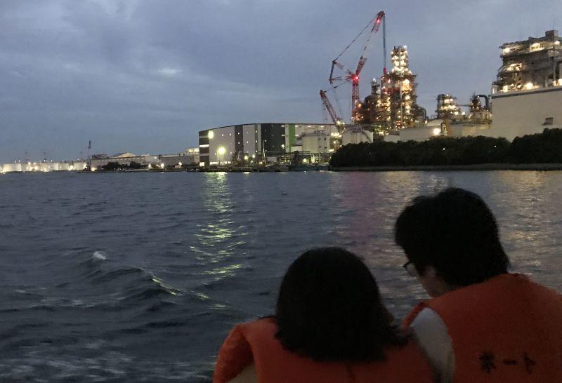 横浜 工場夜景クルーズ_a0163788_21073627.jpg