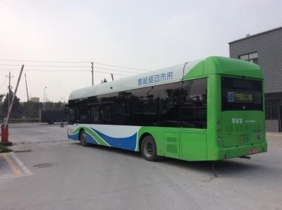 参观郑州氢巴727路的公交总站_d0007589_16253303.jpg