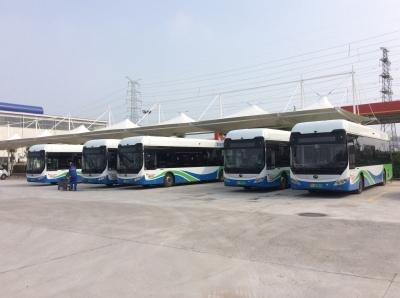 参观郑州氢巴727路的公交总站_d0007589_16260034.jpg