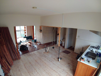納品、マンション内装解体の一週間_a0061599_00115793.jpg