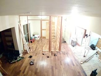 納品、マンション内装解体の一週間_a0061599_00124298.jpg