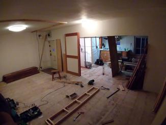 納品、マンション内装解体の一週間_a0061599_00125091.jpg