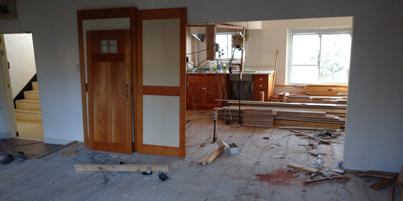 納品、マンション内装解体の一週間_a0061599_00131598.jpg