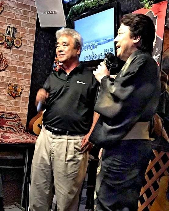 「歌う!セールスマン・ローカル線歌の旅」10月ロケ収録3日目_b0083801_08303792.jpg
