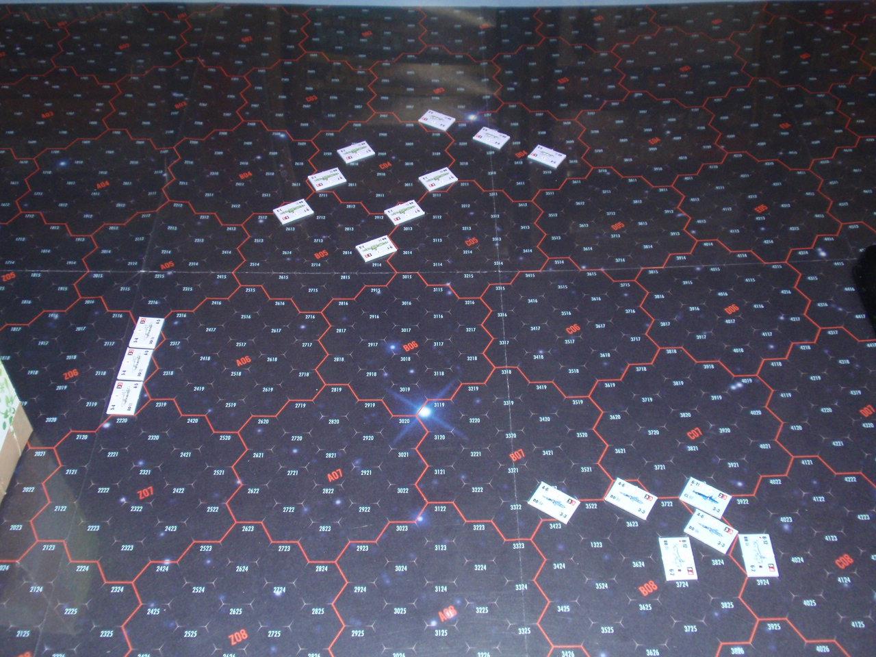 Bonsai Games「アイアン・デブリ・システム」よりシナリオ「全滅!ヒペリオン艦隊」をソロプレイ②_b0162202_19342683.jpg