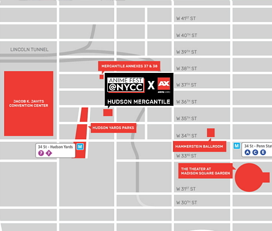 Anime Fest @ NYCC x Anime Expoの会場の様子_b0007805_06081312.jpg