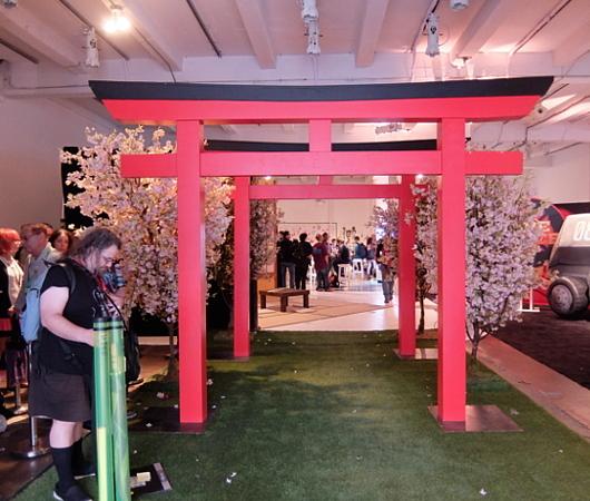 日本文化いっぱいのAnime Fest @ NYCC x Anime Expo会場_b0007805_07002543.jpg