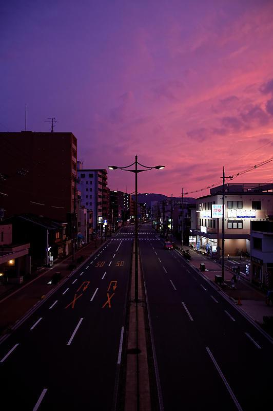 いつかの夕景_f0032011_19504905.jpg