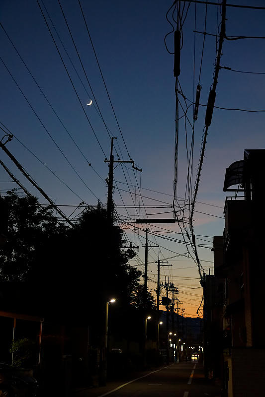 いつかの夕景_f0032011_19504927.jpg