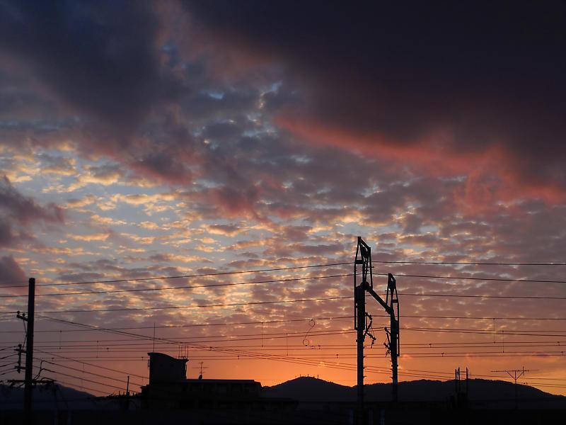 いつかの夕景_f0032011_19515262.jpg