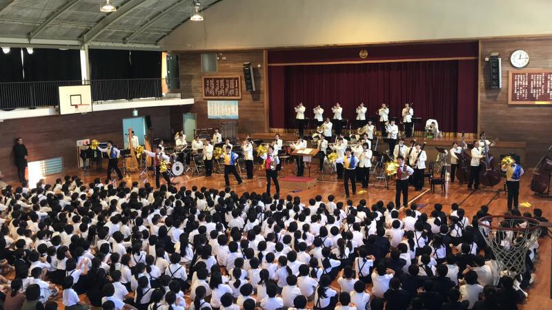 倉敷市立万寿東小学校へ出かけて来ました!_d0016622_19490394.jpg