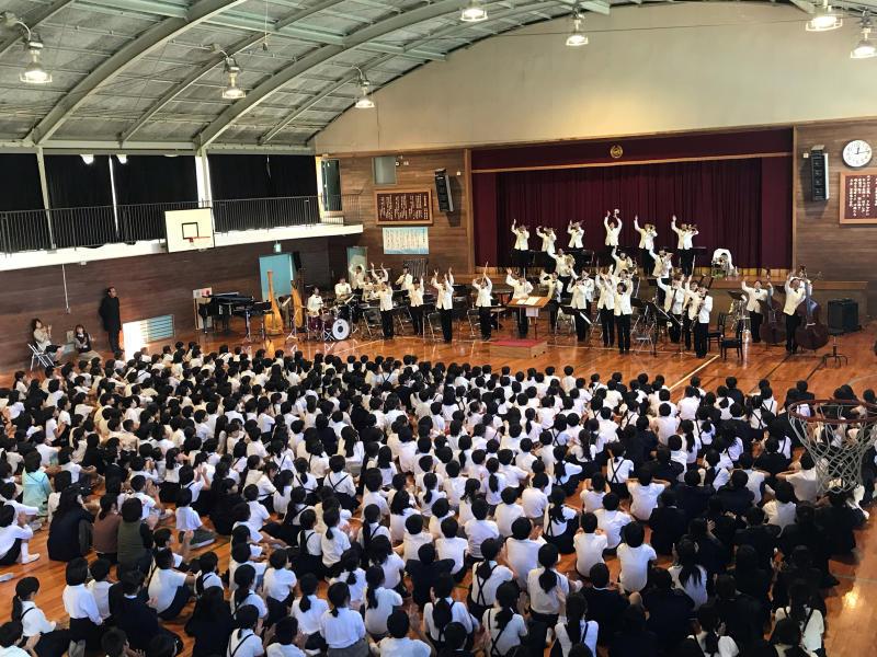 倉敷市立万寿東小学校へ出かけて来ました!_d0016622_19491673.jpg