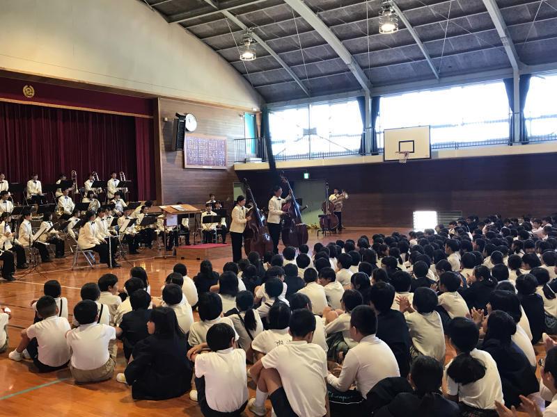 倉敷市立万寿東小学校へ出かけて来ました!_d0016622_19505472.jpg