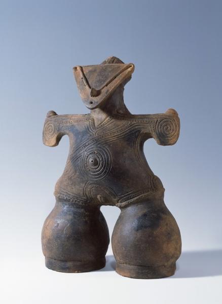 バラバラの土偶は縄文神からの伝言だった_b0409627_14020370.jpg