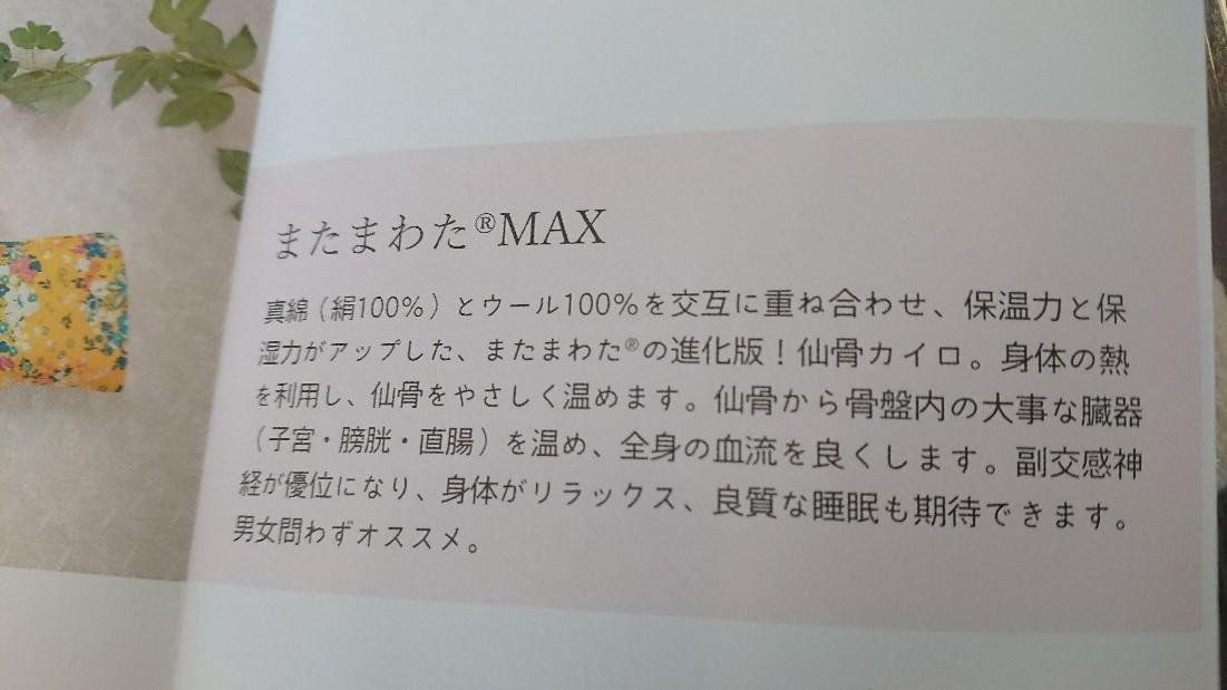 また まわた MAX のセット_b0098228_18253528.jpg