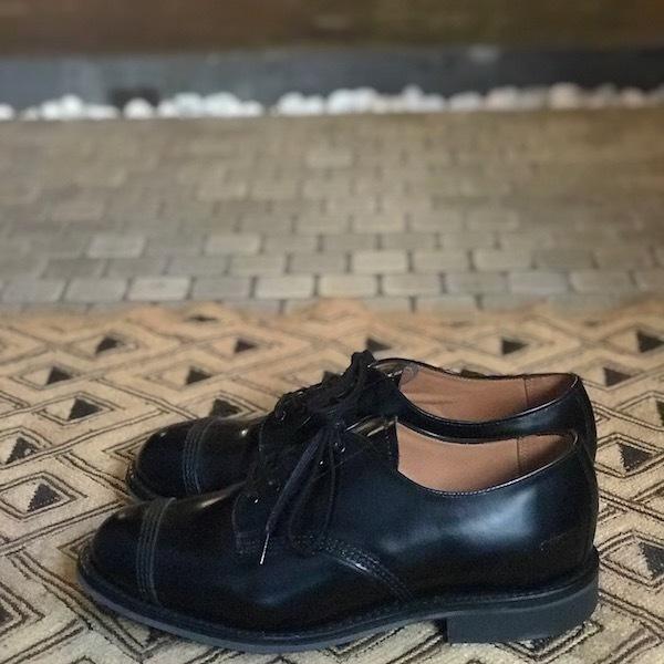 スニーカーではなく革靴で、、_d0364239_19154280.jpg