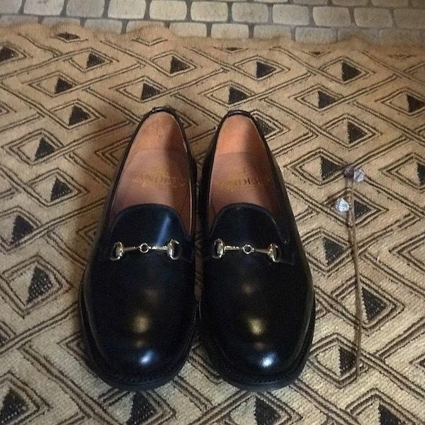 スニーカーではなく革靴で、、_d0364239_19164403.jpg