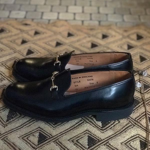 スニーカーではなく革靴で、、_d0364239_19194319.jpg