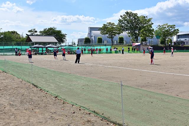 福島県地区予選 安達VS東和②_b0249247_20054784.jpg