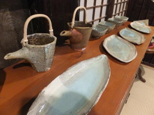 陶房石・水色の器~1_d0336460_06033717.jpg