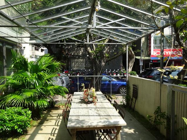 たった26時間の台北 (4) 富錦樹台菜香檳_b0405262_19594487.jpg