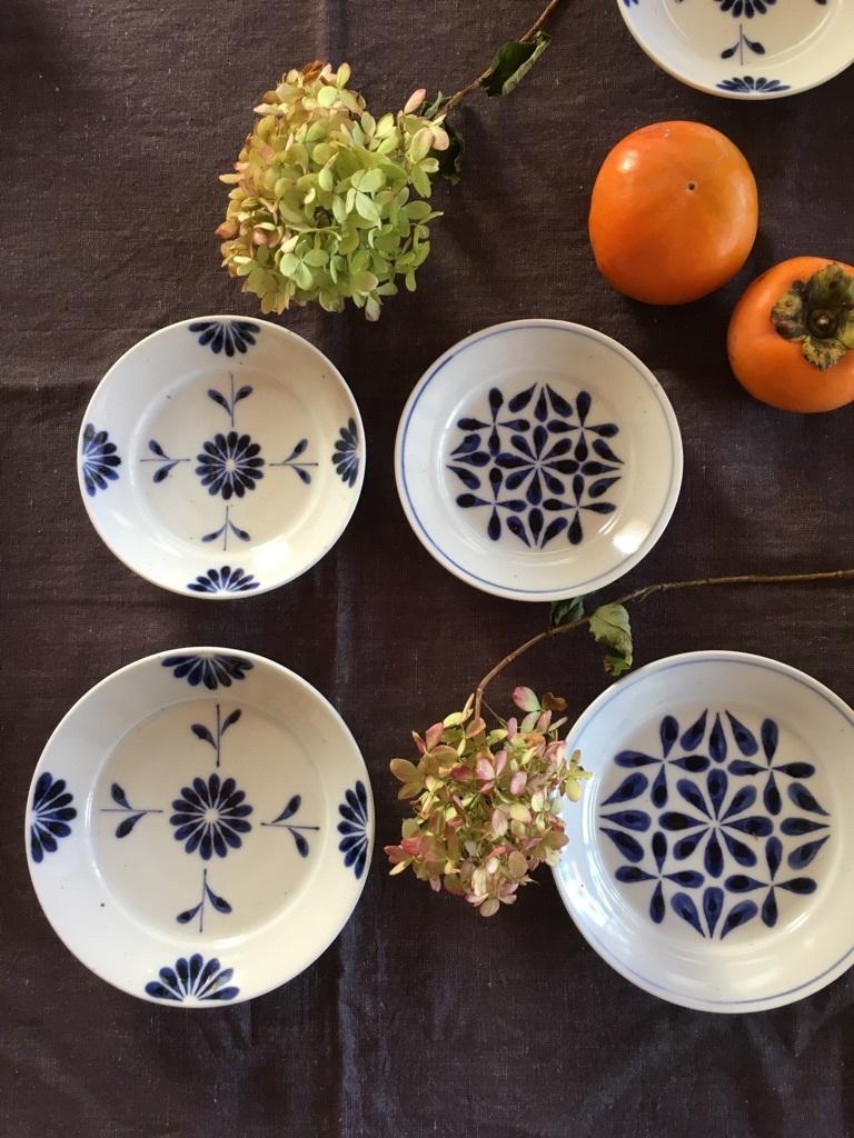 『再入荷した砥部焼「陶房遊」の器たち』&『テーブルは秋のしつらえに』_c0334574_16145046.jpg