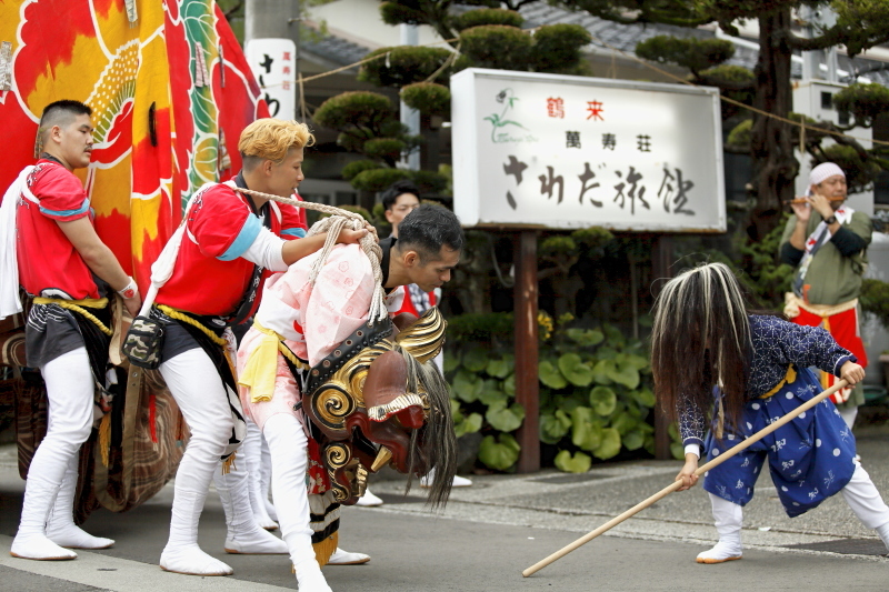鶴来 ほうらい祭 後篇_c0196076_06252076.jpg