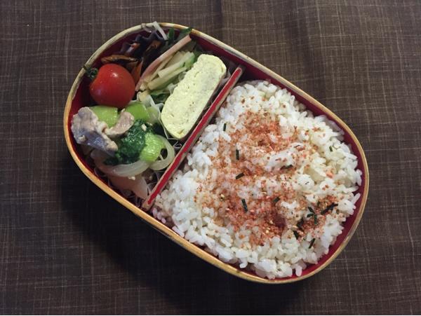 豚肉とチンゲン菜の炒め物_e0281480_05400647.jpg