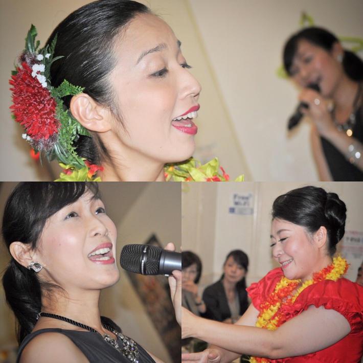 【コンサート日記】ハワイアンを歌うミュージカル歌手とミュージカルソングを踊るフラダンサーを陽気なピアニストが繋ぐ名もなきコラボ♪_e0397681_13182719.jpg