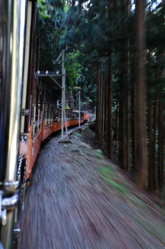 黒部峡谷トロッコ電車 <1> トンネルを抜けると 2019・10・07_e0143883_17025568.jpg